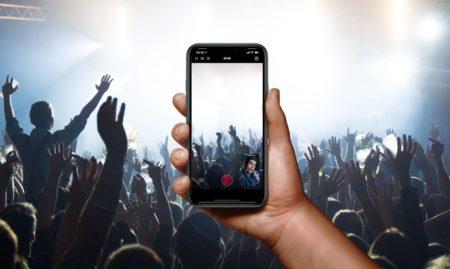 【iPhone】リアとフロントのカメラで同時にビデオ撮影できる「DuetCam 」がリリース