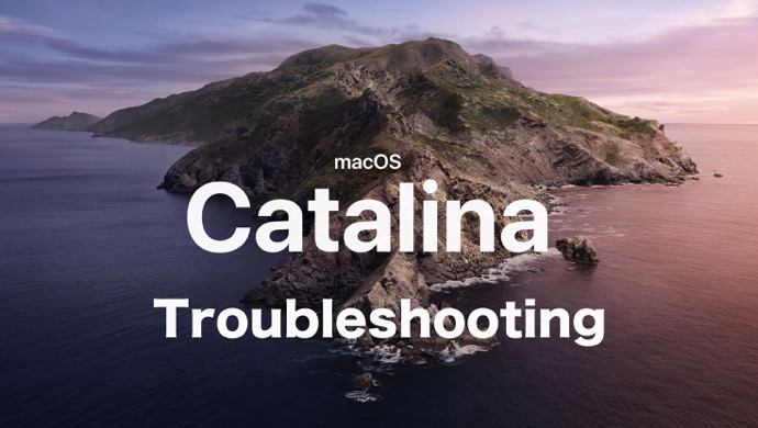 【macOS Catalina 10.15】インストールからインストール後のトラブルシューティング