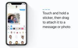Apple Support、iPhoneおよびiPadのメッセージにMemojiステッカーを追加する方法のハウツービデオを公開