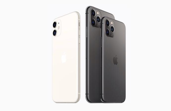 iPhone 11、2019年第3四半期に欧州、オーストラリア、日本でマーケットシェアを拡大