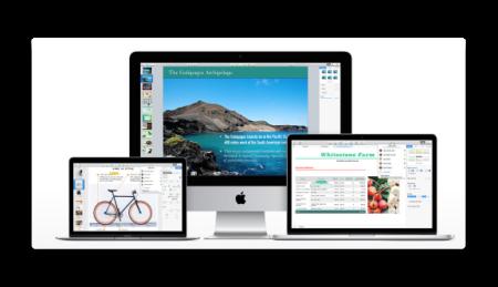 Apple、Mac版 iWorkの「Pages 8.2」「Numbers 6.2」「Keynote 9.2」をリリース