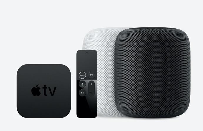 米国のAppleクライアントのApple TV所有率は25%、HomePod所有率は10%