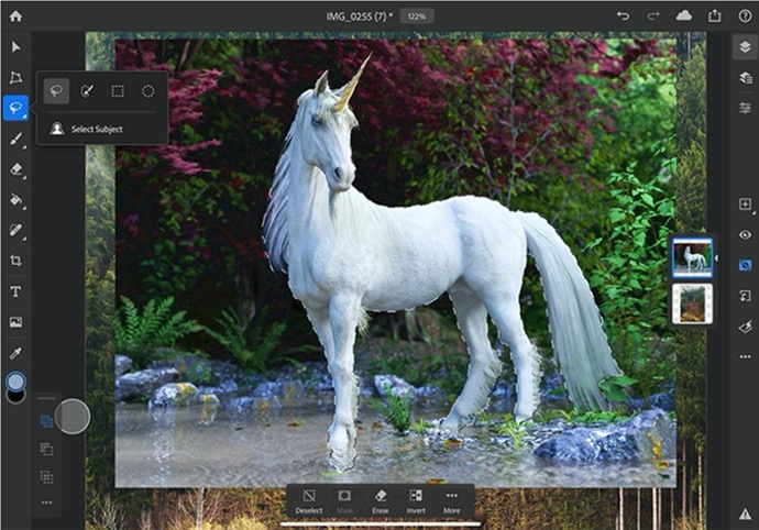 Photoshop for iPad Update 00003 z