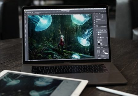 Adobe、「Adobe Photoshop for iPad」をリリース