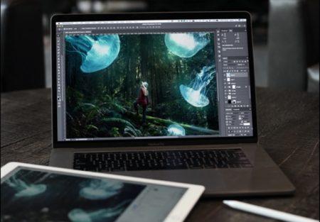 Adobe、「Adobe Photoshop for iPad」をリリース