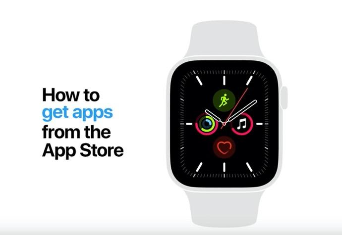 Apple、Apple Watch Series 5の機能を紹介する新しいCF2本を公開