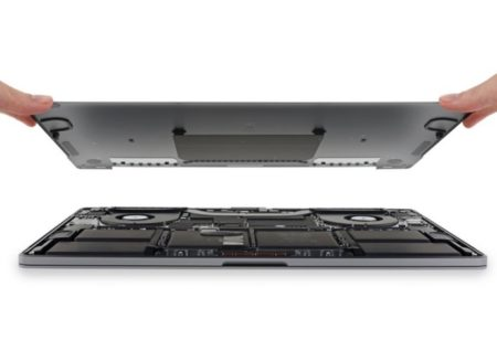 iFixit、新しい16インチMacBook Proの分解ビデオを公開