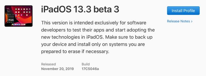 IPadOS 13 3 beta 3 00001 z
