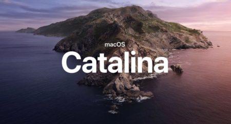 macOS Catalinaで、新しく「Macintosh HD – Data」ディスクが表示される理由