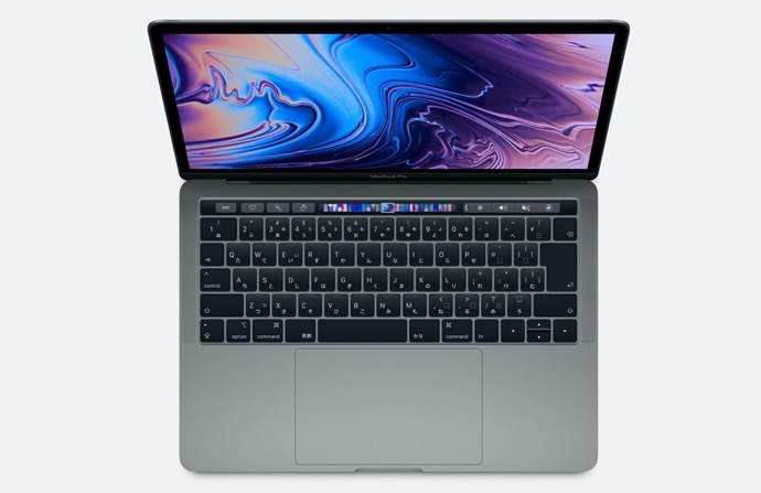 Apple、一部の13インチMacBook Pro 2019が予期せずシャットダウンする問題を認識、その対処方法