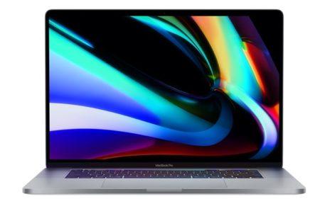 16インチMacBook Proの一部のユーザは、画面の明るさの低さの問題に直面