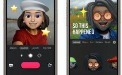 Apple、アプリ「Clips」が新たにミー文字とアニ文字に対応、新しいステッカーをサポート