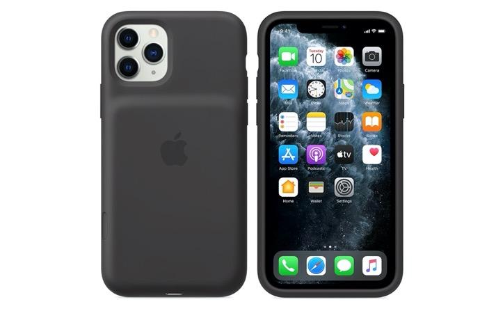 Apple、「iPhone 11 Smart Battery Case」ユーザーはiOS 13.2にアップデートを推奨