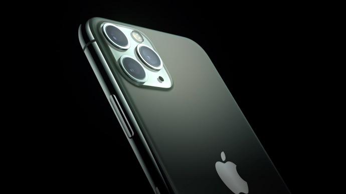 iPhone 11 Pro、設定を無効にしていても位置データを継続的に収集および送信する