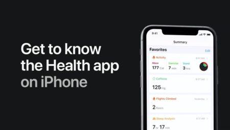 Apple Support、「iPhoneのHealthアプリについて知る」と題するハウツービデオを公開