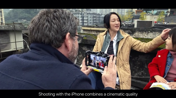 Apple、Shot on iPhoneシリーズのショートムービー「旧正月—娘」とそのメイキングビデオを公開