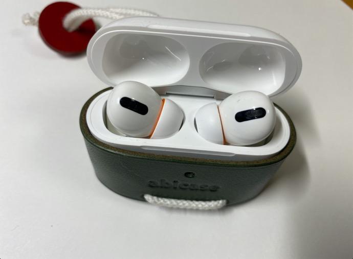Apple AirPods Proを形状記憶フォーム素材を使って改造しフィット感をアップ