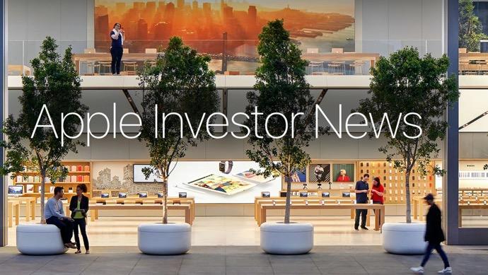 Apple、2020年第1四半期の業績を発表し記録的な第1四半期で終える