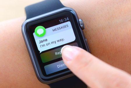 Apple Watchとペアリングすると、iPhoneでテキストメッセージ通知が機能しない