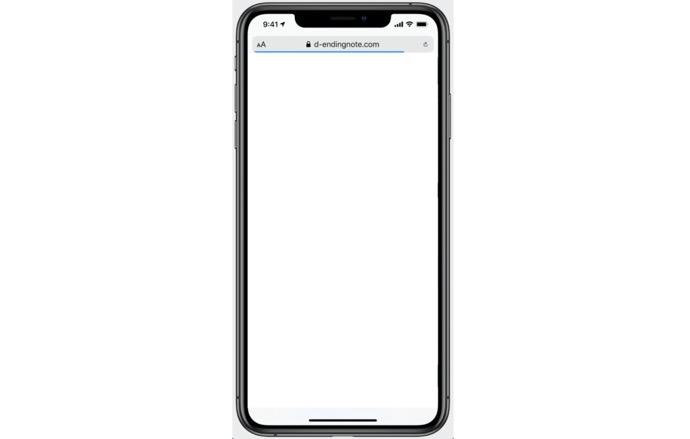 iPhoneまたはiPadのSafariで空白ページをロードする場合の5つの修正方法