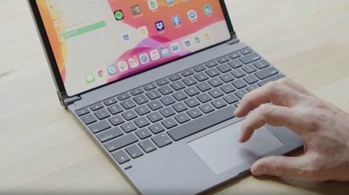 iPad Proにトラックパッドを追加した「Brydge Pro +」を発表