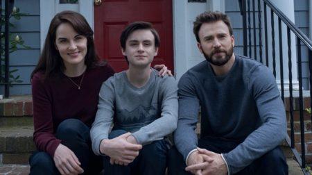 Apple TV+、クリス・エヴァンスとミシェル・ドッカリー主演の「Defending Jacob」を4月24日に公開すると発表