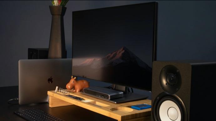 Macで外部ディスプレイのスリープを防ぐ方法