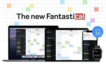 FlexibitsはiPhone、iPad、Mac、Apple Watchのオールインワンアプリ「Fantastical 3」をサブスクリプションとしてリリース