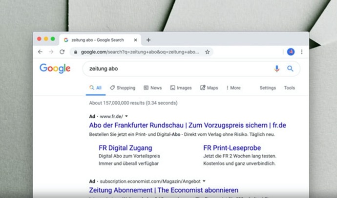 【Mac】Chrome拡張機能「google-ad-fixer」で、Googleの広告が再び認識可能に