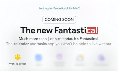Flexibits、「Fantastical 2」の新機能をTwitterでほのめかす