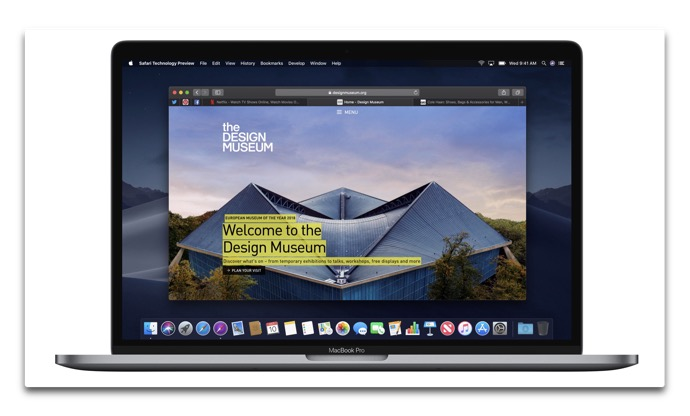 【Mac】Apple,「Safari Technology Preview Release 99」を開発者にリリース