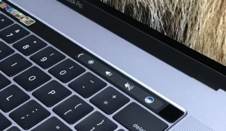 MacBook Pro、Touch Barが動作しなくなった場合再起動せず修正する方法