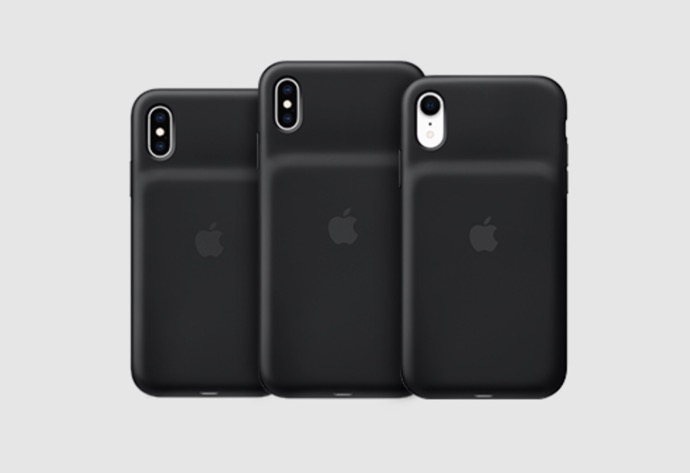 Apple、「iPhone XS、iPhone XS Max、iPhone XR 用 Smart Battery Case 交換プログラム」を開始