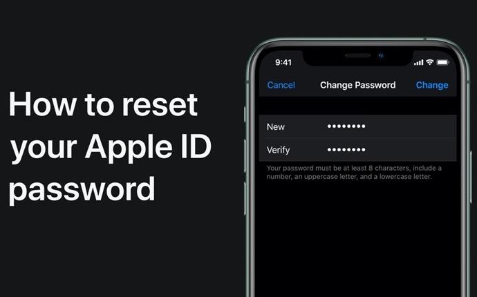 Apple Support:iPhone、iPadでApple IDのパスワードをリセットする方法のハウツービデオを公開