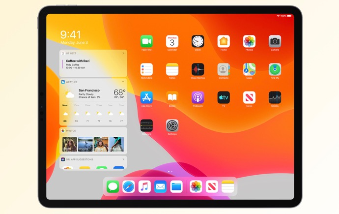 Apple、「iPadOS 13.3.1 Developer beta 2 (17D5044a)」を開発者にリリース