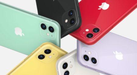 レポートによると、iPhone 11は2019年第4四半期の売上の69%を占める