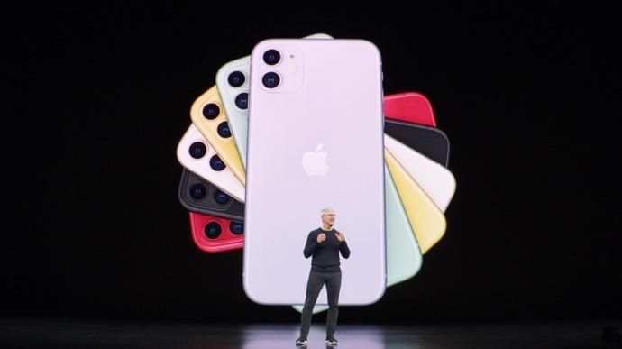 IDC:Appleは、2019年第4四半期のスマートフォン市場シェアでトップの座を獲得