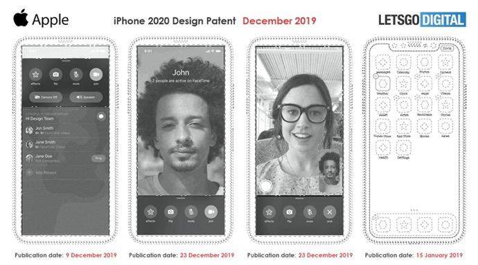IPhone 2020 Notchless 00003 z