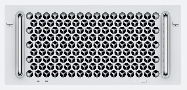 Rack mounted Mac Pro 00002 z