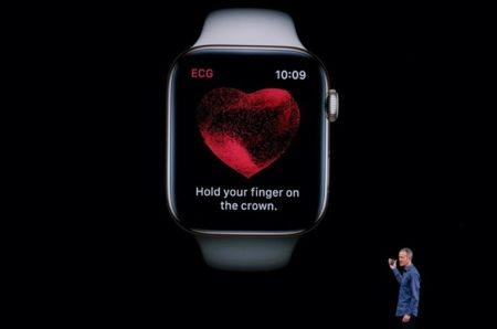 Apple Watchは1分間に120拍を超える心拍数で心房細動(AFib)を検出しない