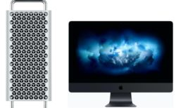 比較:2019 Mac Pro 16コア vs 2017 iMac Pro 18コア
