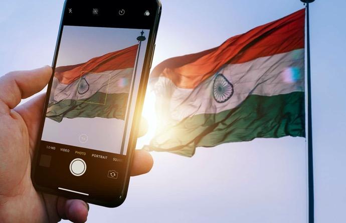 iPhone、前四半期にインドのプレミアムスマートフォンマーケットの75%を占める