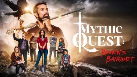 Apple TV+、初のコメディシリーズ「神話クエスト:レイヴンズ・バンケット」を公開