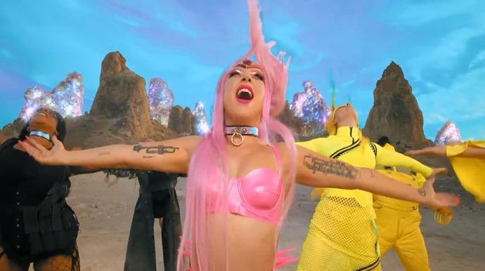 Apple、Shot on iPhoneシリーズでの iPhone 11 Proで撮影した Lady Gagaのミュージックビデオを公開