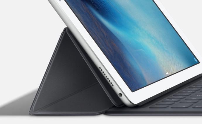 Apple、トラックパッド付きiPadキーボードを計画