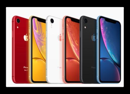 2019年に世界で最も売れたスマートフォンは、4,630万台でiPhone XR