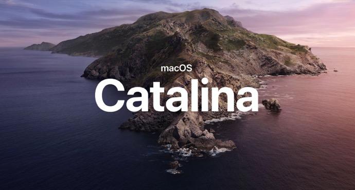 macOS Catalina 10.15.3アップデートの広範な影響