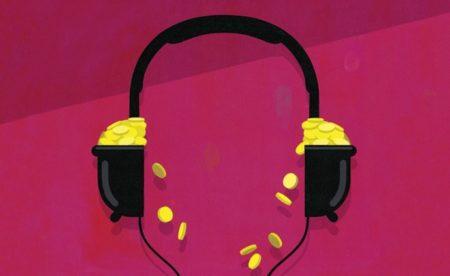 RIAAの調査、ストリーミングミュージックは前年比13%増で全体の79%