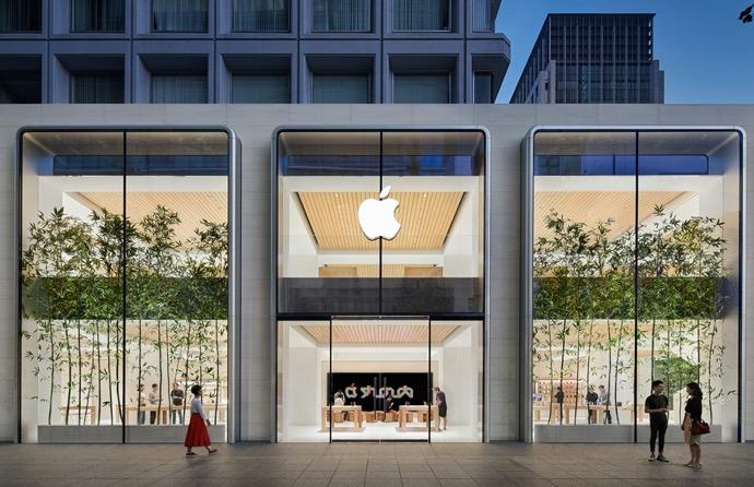 Apple、直営店舗閉鎖により返品期間を、店舗再開後2週間後までに変更