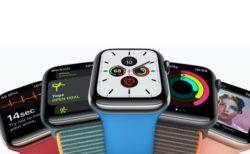 Apple、Apple Watch のバンドのカラフルなスプリングコレクションを発表